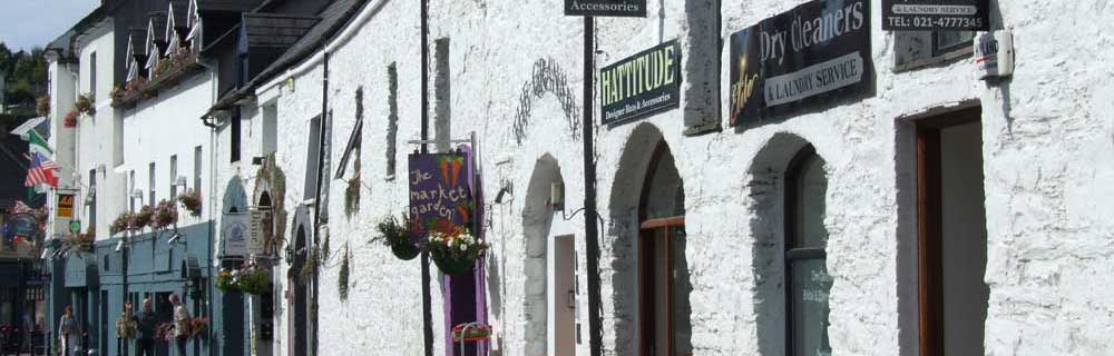 Self Catering Accommodation Kinsale