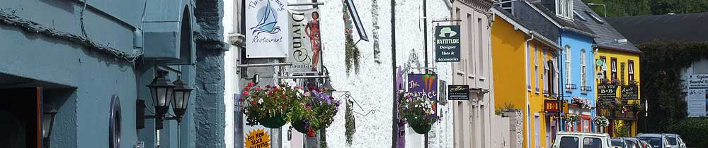 Kinsale Self Catering Accommodation